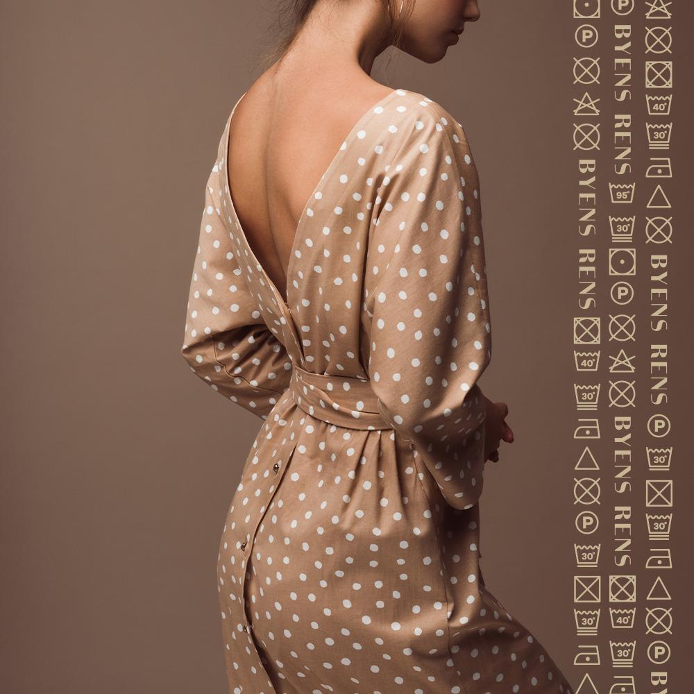 Rens af kjole